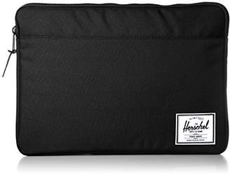 Herschel (ハーシェル) - [ハーシェルサプライ] Anchor Sleeve for 13 inch Macbook Accessories | Classic 10054-00001-15 1 Black(15inch)