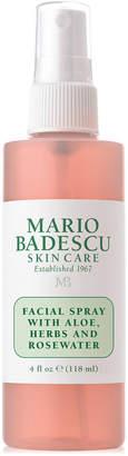 Mario Badescu Facial Spray With Aloe, Herbs & Rosewater, 4-oz.