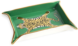 Jonathan Adler Trinket Tray - Tiger