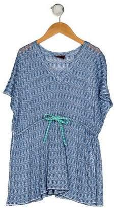 Missoni Knit V-Neck Top