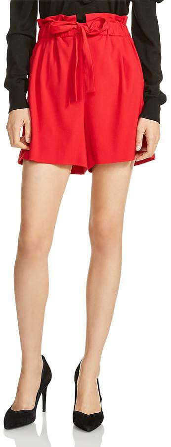 Iona High-Waist Shorts