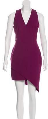 Elizabeth and James Knee-Length V-Neck Dress