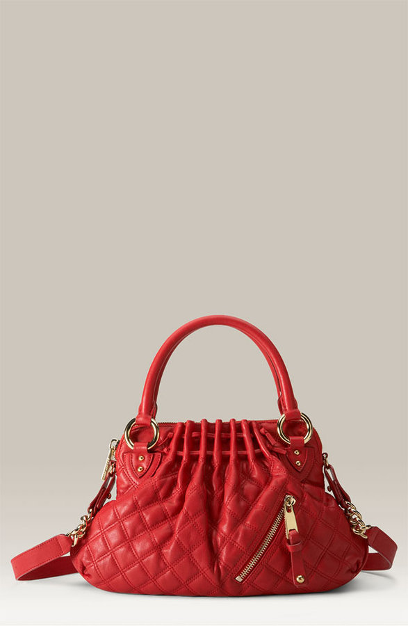 Marc Jacobs 'Cecilia Small' Leather Bag