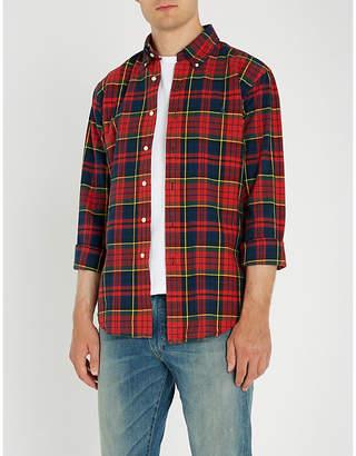 Polo Ralph Lauren Regular-fit tartan-print cotton shirt