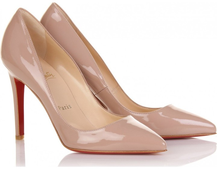 Christian Louboutin PIGALLE 100 PUMPS