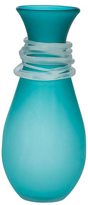 Requiem Glass Vase - Teal - Bradburn Home