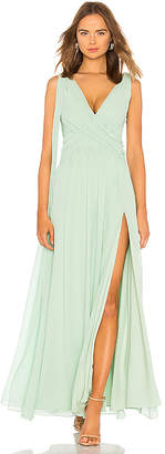 Majorelle Gertrude Gown