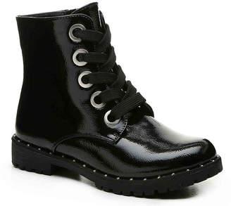 Qupid Valora-01 Combat Boot - Women's