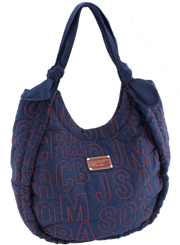 MARC BY MARC JACOBS 'Pretty Nylon Tobo' Stitched Bag