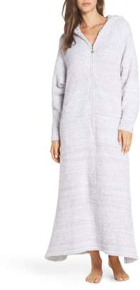 Barefoot Dreams R) CozyChic(R) Hooded Zip Robe