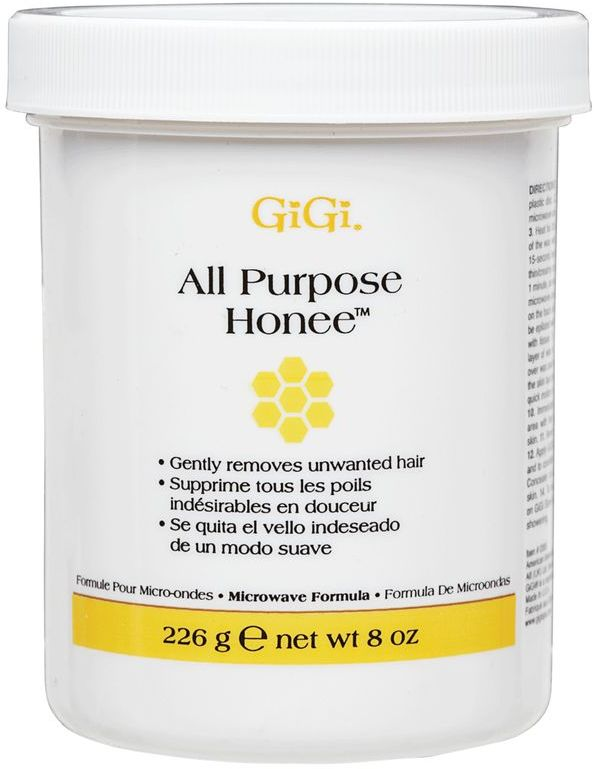 GiGi All Purpose Honee Wax Microwave Formula