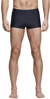 adidas FIT BX III CB Boxer-Style Swim Shorts