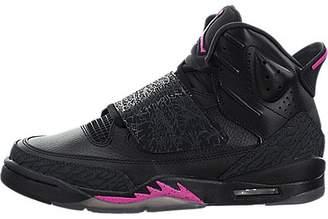 Jordan Son of GG Girls Basketball-Shoes 512242-009_4Y