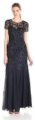 Adrianna Papell Women's 091897240 Dress,(Size: 10)