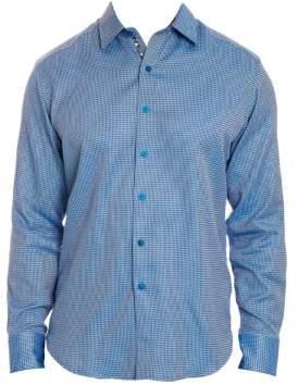 Robert Graham Colbert Micro Check Shirt