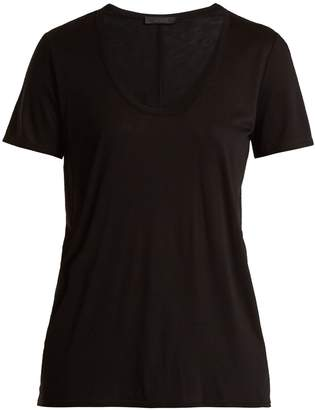 The Row Scoop-neck T-shirt