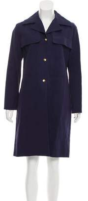 Marni Knee-Length Long Sleeve Coat