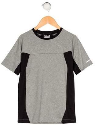 Polo Ralph Lauren Boys' Paneled Shirt