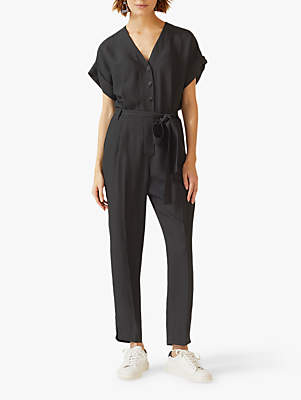 0681bd2117b9 Button Jumpsuit - ShopStyle UK