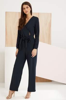 Next Womens Vero Moda Long Sleeve Jumpsuit