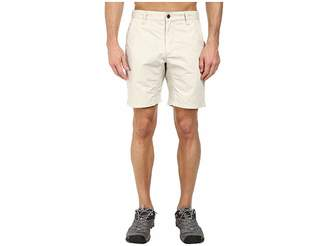 Mountain Khakis Slim Fit Poplin Short