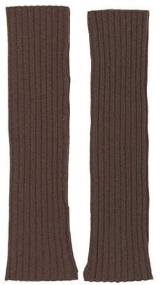 Ann Demeulemeester Wool & Cashmere Arm Warmers w/ Tags
