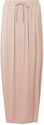 181d209d86c Dorothy Perkins Womens   Vila Dusty Pink Maxi Skirt