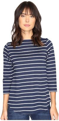 Pendleton - Marseille Stripe Tee Women's T Shirt $78 thestylecure.com