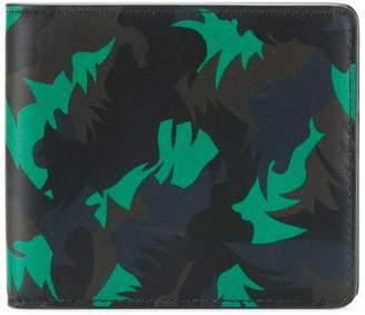 Tomas Maier camo palm wallet