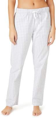 The White Company Cotton Flannel Pajama Pants
