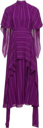 Prabal Gurung Dabu Cape Dress