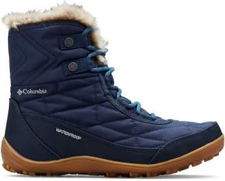 Columbia Leisure Minx Shorty III Faux Fur-Trim Boots
