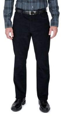 Haggar Heritage Straight Fit Corduroy Pants