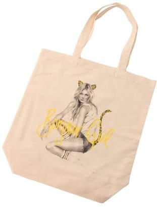bonjour girl (ボンジュールガール) - ボンジュールガール 【Bonjour Girl】グラフィックトートバッグ