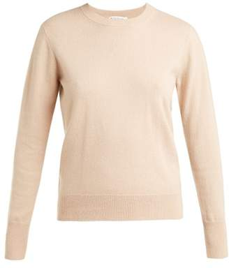 Altuzarra Fillmore Braided Back Cashmere Sweater - Womens - Beige