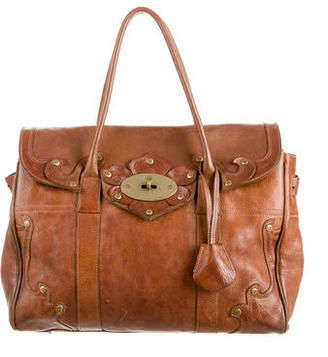 Mulberry Embellished Bayswater Bag $625 thestylecure.com