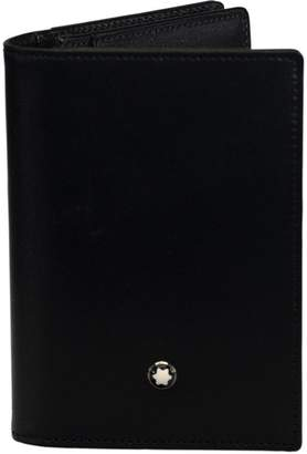 Montblanc Mont Blanc Meisterstück Business Card Holder with Gusset