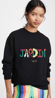 Etre Cecile Jardin Boyfriend Sweatshirt