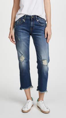 R 13 Straight Boy Jeans