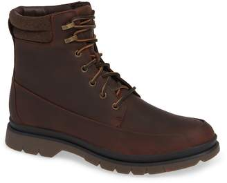 Sperry Watertown Waterproof Moc Toe Boot