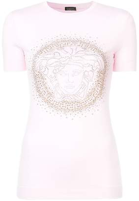 571cfc8b0f21 Versace Pink Women s Tees And Tshirts - ShopStyle