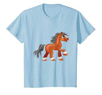 PIXEL PONY T-SHIRT for girls