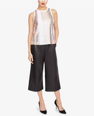 Rachel Roy Sequined Top