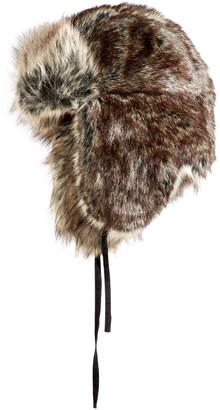 Woolrich Men's Faux-Fur Trooper Hat