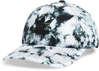 c350e8e621692 adidas Relaxed Tie Dye Baseball Hat
