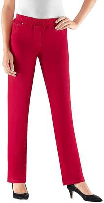 Creation L Elasticated Jersey Trousers
