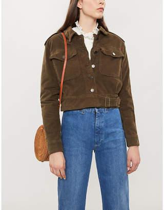 Free People Everlyn corduroy jacket