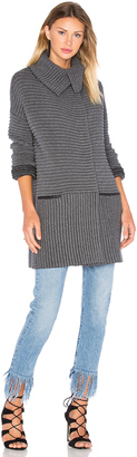 Bailey 44 Cornell Sweater Coat $398 thestylecure.com