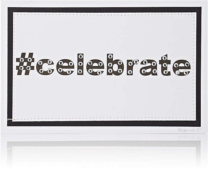 Constance Kay CONSTANCE KAY #CELEBRATE CARD