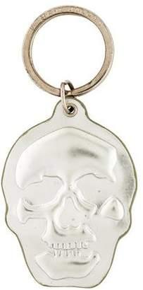 Marc Jacobs Metal Skull Keychain